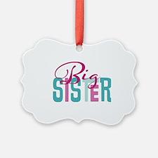 Big Sister Ornament