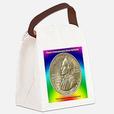 Hawaiian Sesquicentennial Half Do Canvas Lunch Bag