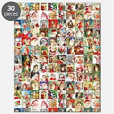 Many Many Santas Puzzle