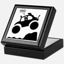 BAJA BUG JUMPING Keepsake Box