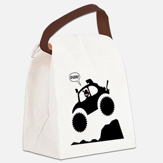 BAJA BUG JUMPING Canvas Lunch Bag