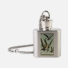 Wizard of Oz Flask Necklace