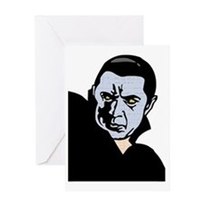 Drac Greeting Card