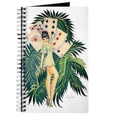 Card Girl (1) Journal