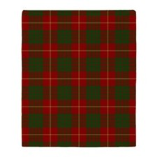 Cameron Modern Tartan Throw Blanket