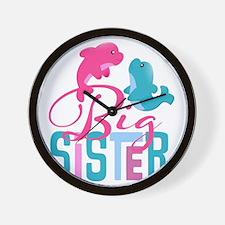 Big Sister Wall Clock