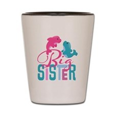 Big Sister Shot Glass