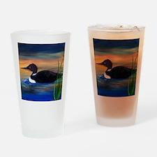 Loon Lake Drinking Glass