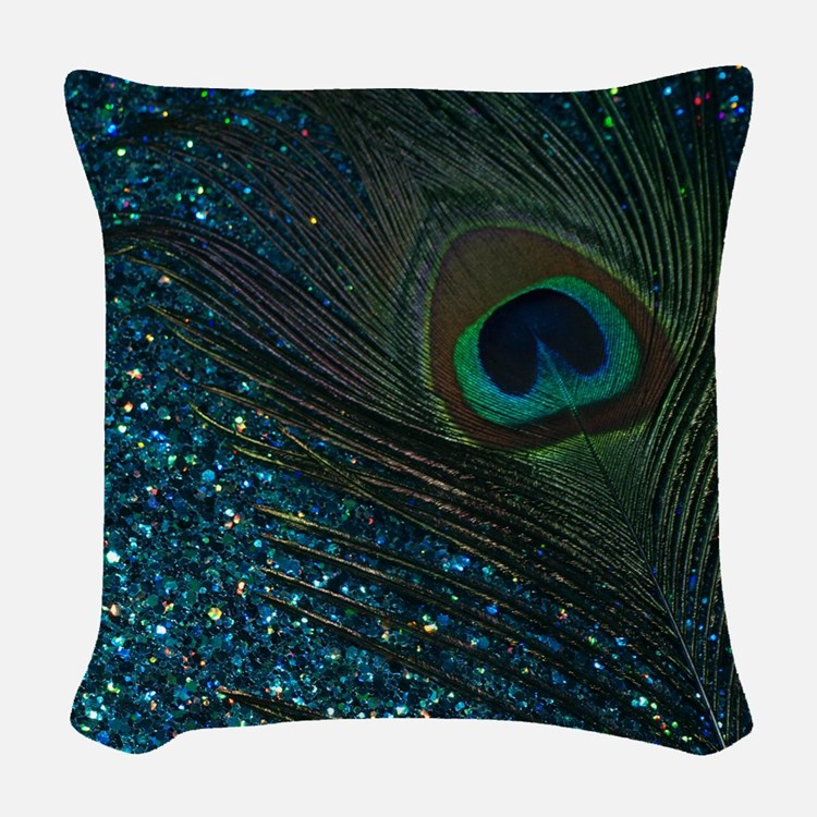Throw Pillow Peacock : Peacock Pillows, Peacock Throw Pillows & Decorative Couch Pillows