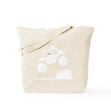 BAJA BUG JUMPING White Image Tote Bag