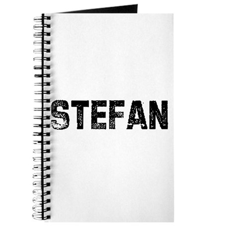 Stefan Journal
