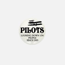 Pilots Mini Button