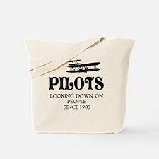 Pilots Tote Bag