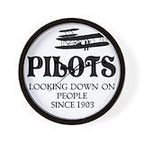 Aviator Basic Clocks