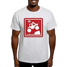 BAJA BUG JUMPING Warning T-Shirt