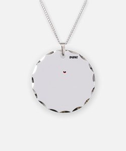 BAJA BUG WHEELIES white imag Necklace