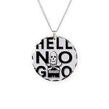 HELL NO GMO Necklace