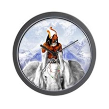 Ausar-Obatala Wall Clock