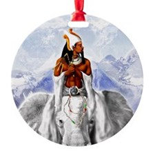 Ausar-Obatala Ornament