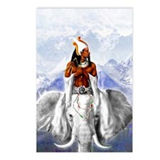 Ausar-Obatala Postcards (Package of 8)