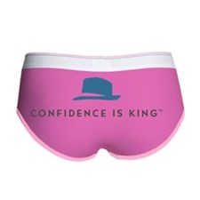 SINATRA: Confidence Is King Tote Women's Boy Brief