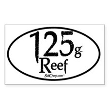 125g Reef Decal