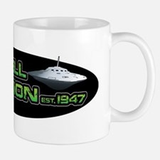 Roswell Aviation Mug