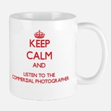 Keep Calm and Listen to the Commercial Photographe