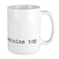 Blouse Defintion Black Mug