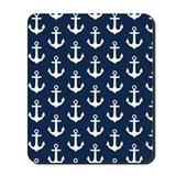 Nautical Classic Mousepad