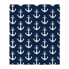 Anchor Me Throw Blanket