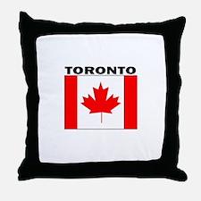 Toronto, Ontario Throw Pillow