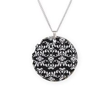 Simple Damask Necklace