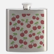 Cherries Flask