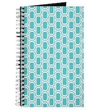 Retro Aqua Journal