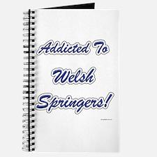 Welsh Springer Addicted Journal