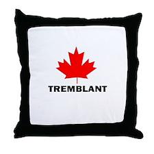 Tremblant, Quebec Throw Pillow