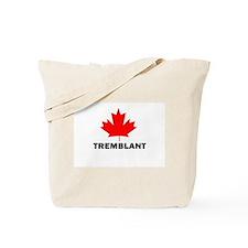 Tremblant, Quebec Tote Bag