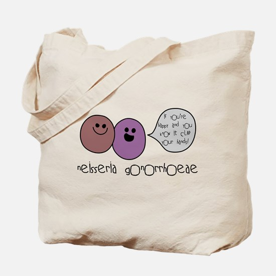 Clap Your Hands Tote Bag