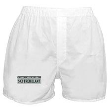Ski Tremblant, Quebec Boxer Shorts