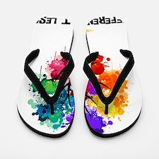 Different, not less! Flip Flops