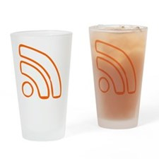 RSS Drinking Glass