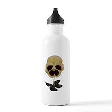 StephanieAM Pansy Water Bottle