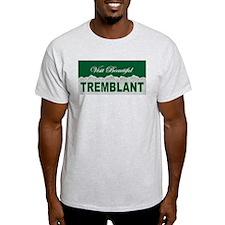 Visit Beautiful Tremblant, Qu T-Shirt