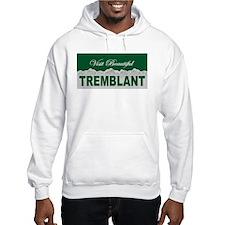 Visit Beautiful Tremblant, Qu Hoodie