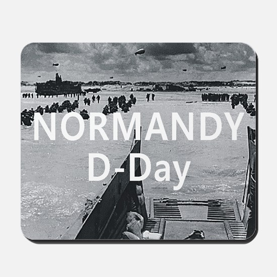 normandy1 Mousepad