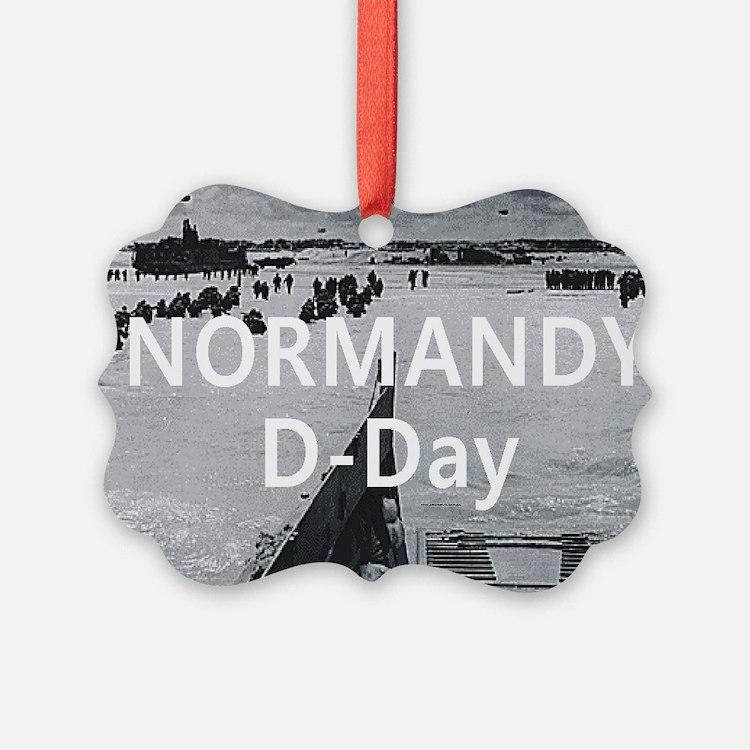 normandy1 Ornament