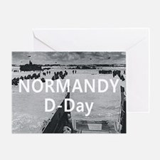normandy1 Greeting Card