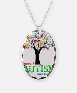 Support Autism Necklace