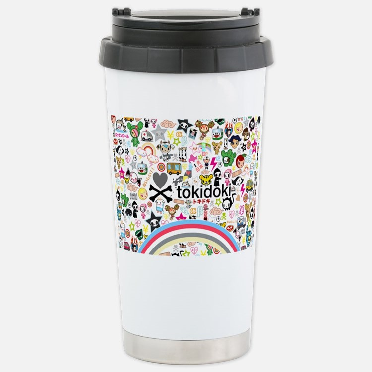TokiDoki Travel Mug
